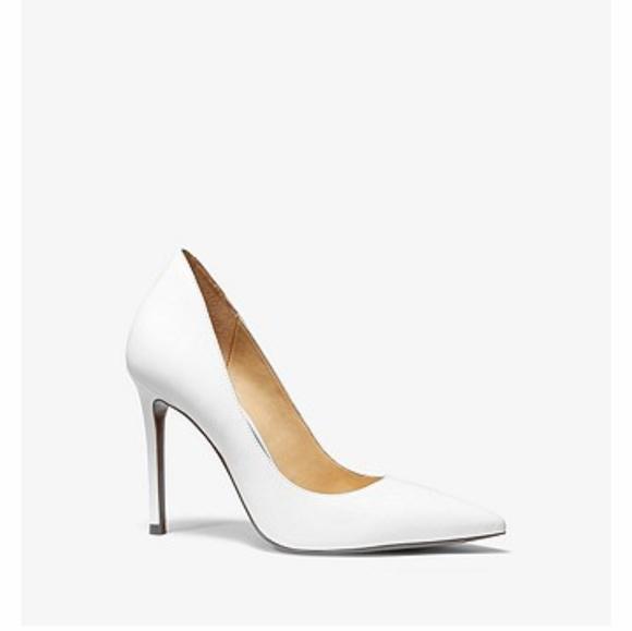 Michael Kors Shoes   Prelove White